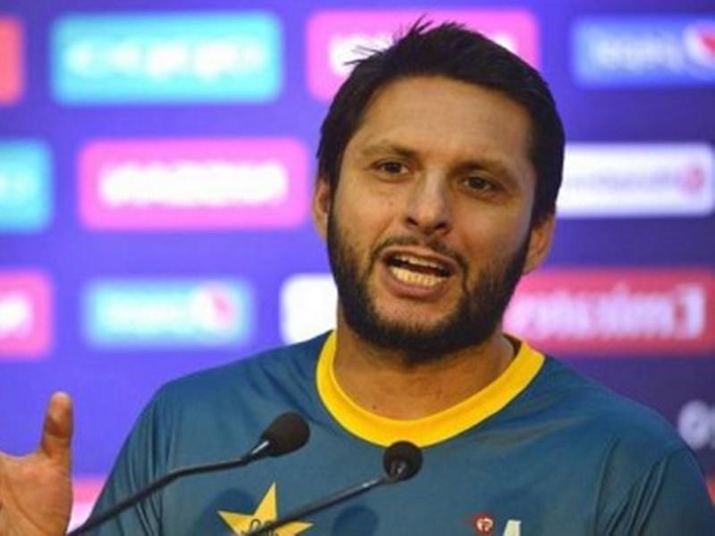 IPL को लेकर अफरीदी ने जताई नाराजगी, कहा अंतरराष्ट्रीय किक्रेट पर IPL भारी