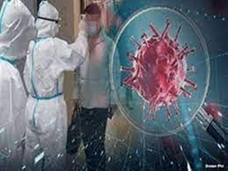 Gwalior Corona Virus News: कोरोना का तांडव - 298 निकले पाजिटिव, 14.58 पहुंची संक्रमण दर, 1 की मौत