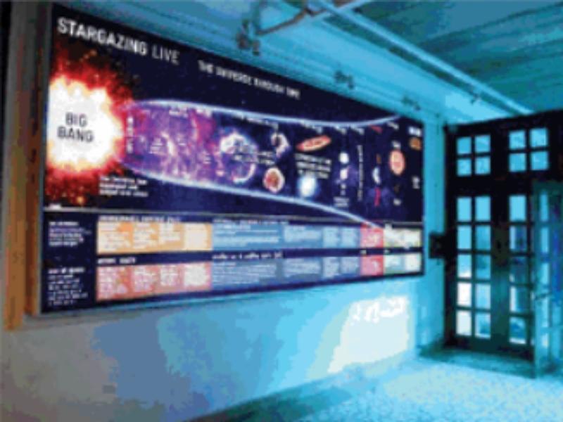 Gwalior Planetarium News: डिजिटल संग्रहालय में तारामंडल से रूबरू हाेकर आकाशगंगा की कर सकेंगे सैर