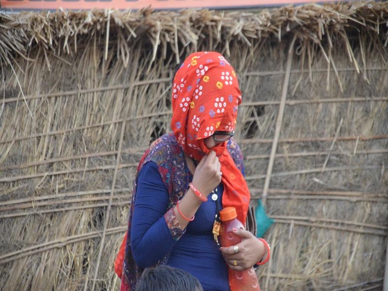 Gwalior Weather News:  सूरज एक दिन दिखा पाया गर्मी, उत्तरी हवाओं ने किया ठंडा