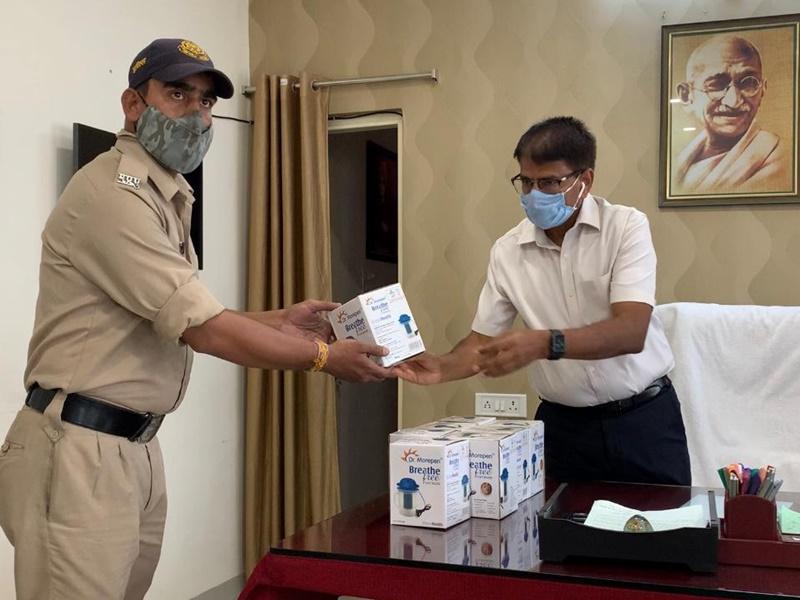 Coronavirus Indore News:  थाना और हवालातों में फैला कोरोना,' बडी पेयर ' सिस्टम बताएगा सिपाहियों की तबीयत के हाल
