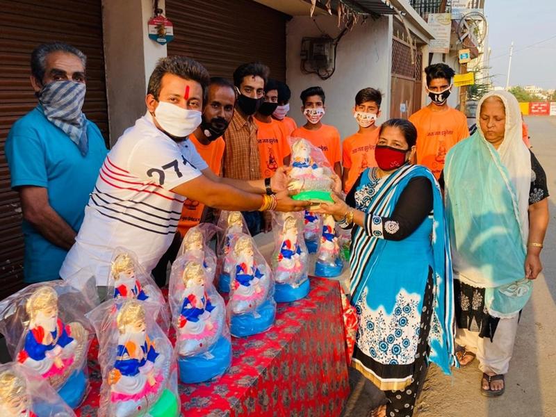 Jhulelal Festival: पांच दिनी झूलेलाल उत्सव नौ अप्रैल से, घर-घर में विराजेंगी प्रतिमाएं