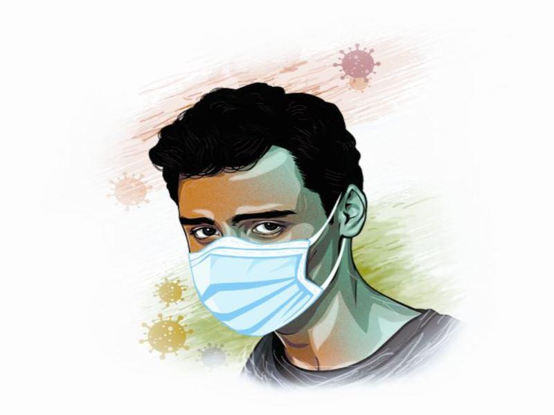 Gwalior Corona Alert News: मास्क वितरित कर लोगों को टीकाकरण के लिए किया जागरूक