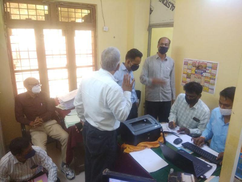 Ujjain Crime News: उज्जैन में 3 हजार रुपये की घूस लेते पंजीयक कार्यालय का भृत्य गिरफ्तार