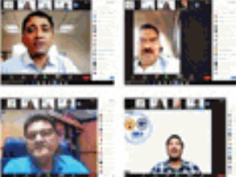 Gwalior Education News: लर्नर ओरिएंटेड टीचिंग मैथड विषय पर ऑनलाइन कार्यक्रम का हुआ शुभारंभ