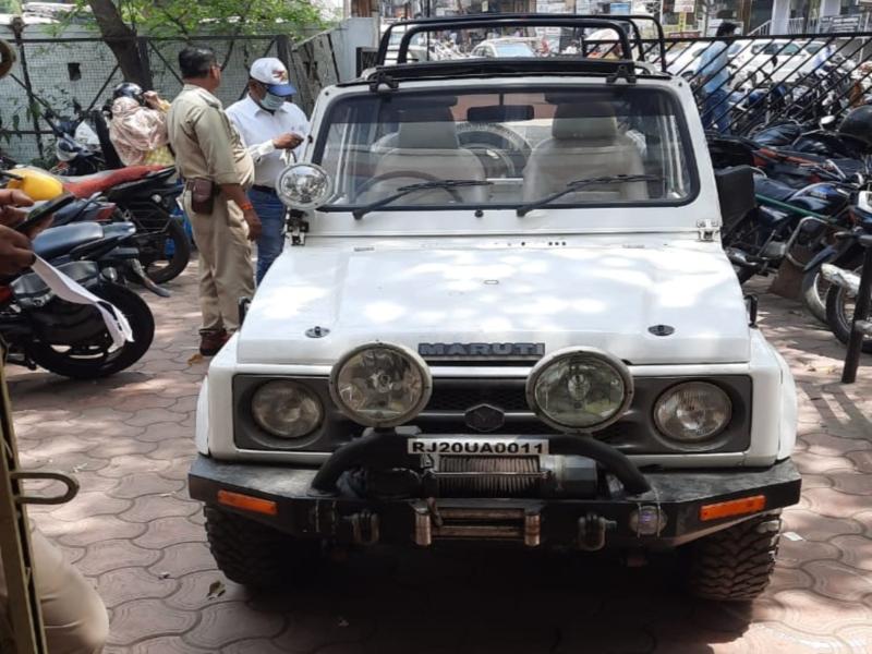 Bhopal Crime News: खानूगांव में आधी रात को पुलिस पर हमला, वायरलेस सेट तोड़ा
