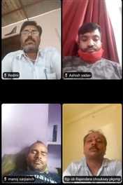 श्योपुर में कोरोना की लड़ाई हम सबको मिलकर जीतना हैः कुशवाह