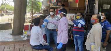श्योपुरः कोरोना संक्रमित हुए जनसंपर्क अधिकारी के बेटे सहित 08 मरीजों की मौंत