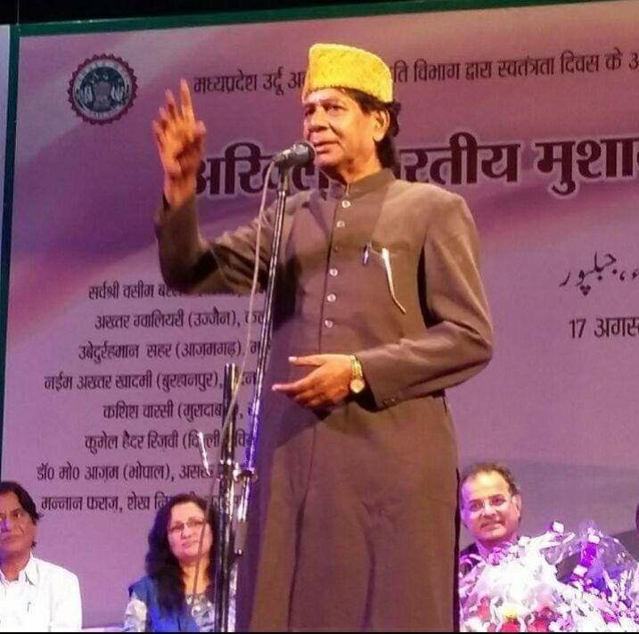 Jabalpur News : कोरोना पर कवि बयां कर रहे अपनी भावनाएं
