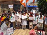 Jodhpur: जयपुर महापौर को हटाने के विरोध में प्रदर्शन, सीएम के खिलाफ लगे नारे