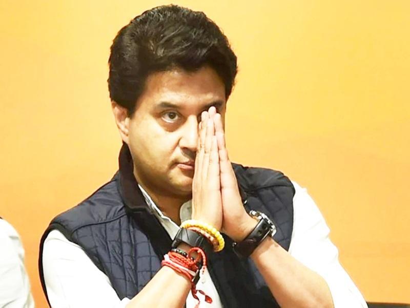 MP Politics : सिंधिया फैंस क्लब, यूं बढ़ाएगा भाजपा के असंतुष्टों की नाराजगी