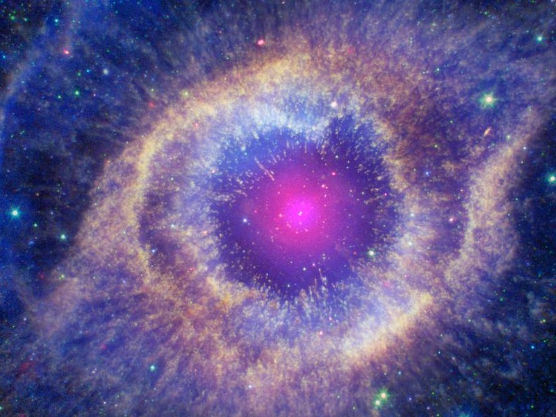मनुष्य की आंख की तरह दिखाई देता है ब्रह्मांड, NASA ने जारी की ये दुर्लभ तस्वीरें, जरूर देखें