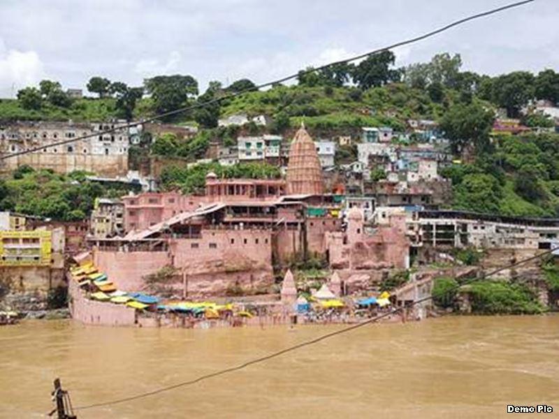 Omkareshwar News: ओंकोरेश्वर के कोटितीर्थ घाट पर डूबा बालक