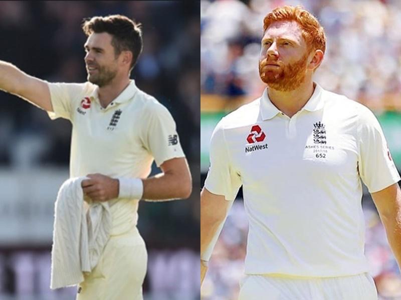 James Anderson की द. अफ्रीका के खिलाफ टेस्ट सीरीज के लिए England टीम में वापसी