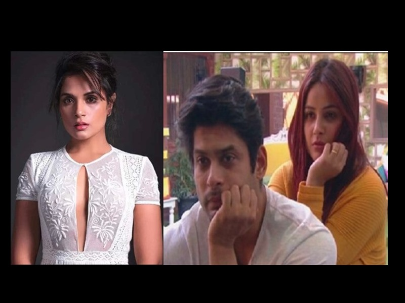 Bigg Boss 13: Shehnaaz Gill को चांटा मारते हुए Sidharth Shukla का वीडियो देखा तो Richa Chadha को आया गुस्सा