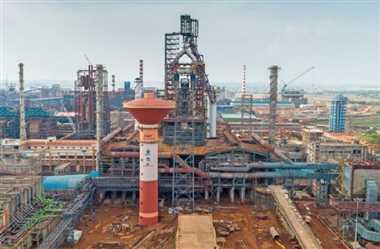 23 हजार करोड़ के नगरनार स्टील प्लांट को बेचने की प्रक्रिया आगे बढ़ी
