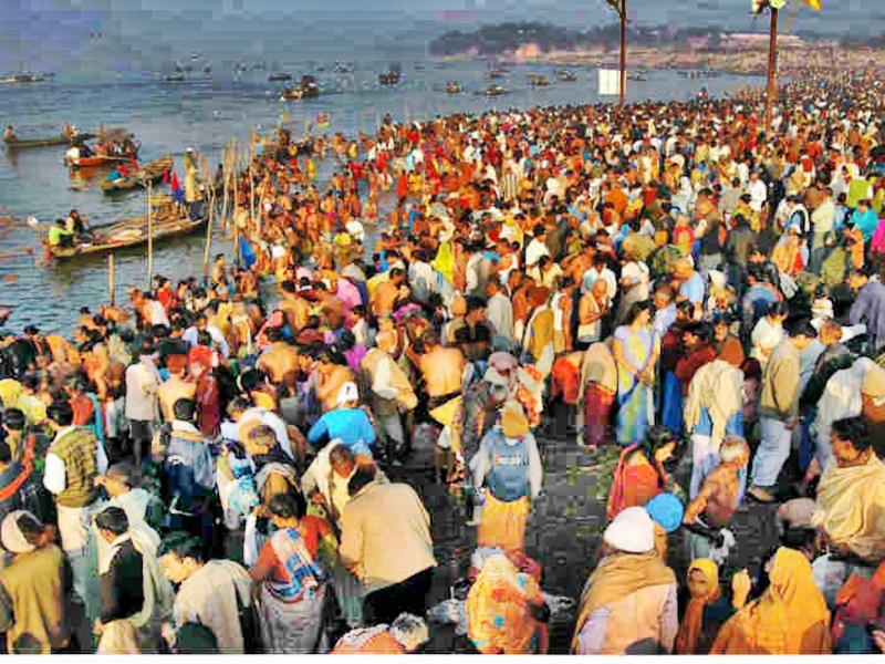Magha Purnima 2020 : माघ पूर्णिमा पर राजिम में श्रद्धालुओं का तांता, सिरपुर महोत्सव में बिखर रही सांस्कृतिक छटा