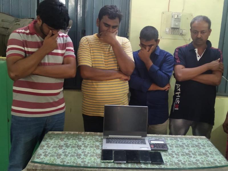 Road Safety World Series: इंडिया-इंग्लैंड मैच पर सट्टा खिलवाने रायपुर आए छह बुकी गिरफ्तार
