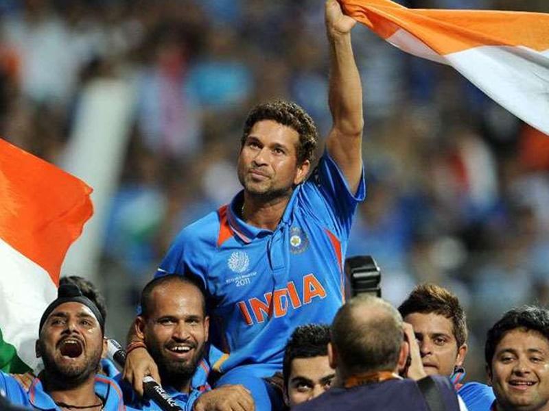 World Cup जीत के बाद Sachin Tendulkar ने पहली बार किया था डांस: Harbhajan Singh
