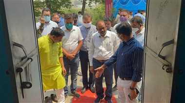 किरोड़ीमलनगर में पुलिस सहायता केन्द्र का शुभारंभ