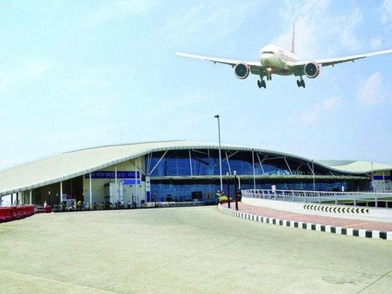 Bhopal Aviation News: कोरोना का ग्रहण, भोपाल से आगरा एवं प्रयागराज उड़ान को नहीं मिल रहे अपेक्षित यात्री