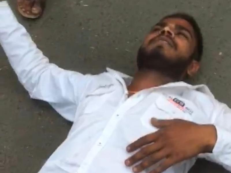 Ujjain Crime News: आपसी रंजिश में युवक को गोली मारी, अफरातफरी, जिला अस्पताल में भर्ती