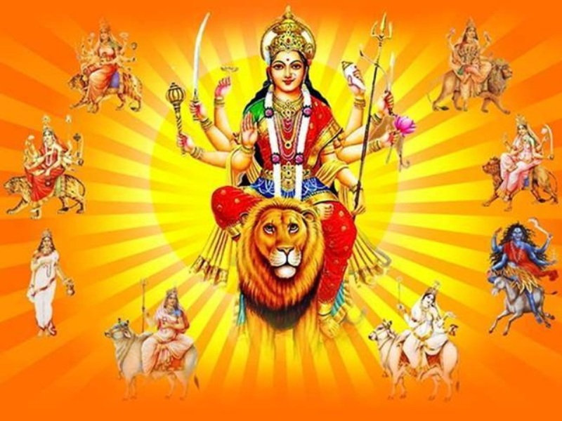 Chaitra, Navratri 2021: मंगल के हाथों में राजा की डोर, शनि सुधारेंगे सेहत चहुंओर