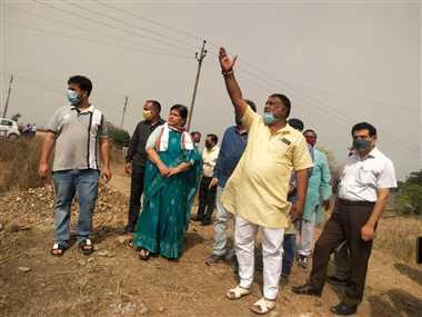 महू : 12 करोड़ की लागत से होगा काकड़पुरा तालाब का सुंदरीकरण