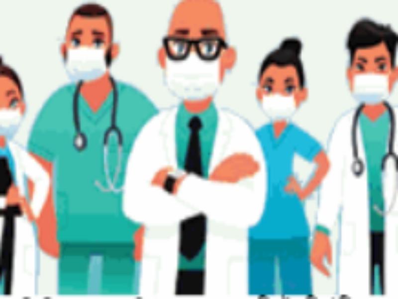 Gwalior Coronavirus News: ग्वालियर में कोरोना की तीसरी लहर के लिए बनी सुपर-22 टीम