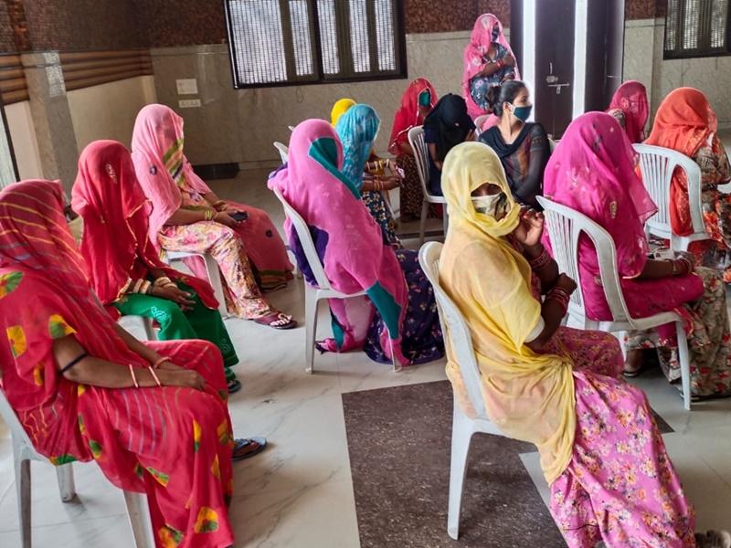 Rajasthan: पाक विस्थापितों के लिए टीकाकरण में मुश्किलें, अलग-अलग जिलों में अलग नियम