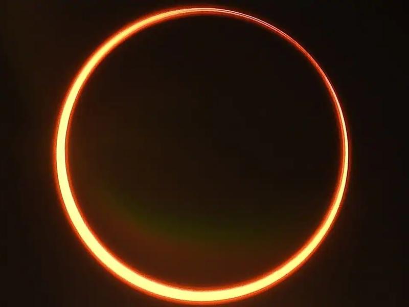 Surya Grahan 2021: जानिए क्या होता है Ring Of Fire, सूर्य ग्रहण के दौरान क्यों दिखता है