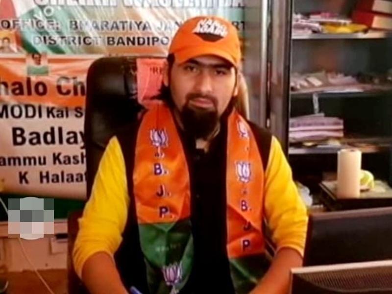 लश्कर-ए-तैयबा के आतंकियों ने की थी भाजपा नेता वसीम बारी की हत्या, सुरक्षा में लगे सभी 10 गार्ड सस्पैंड