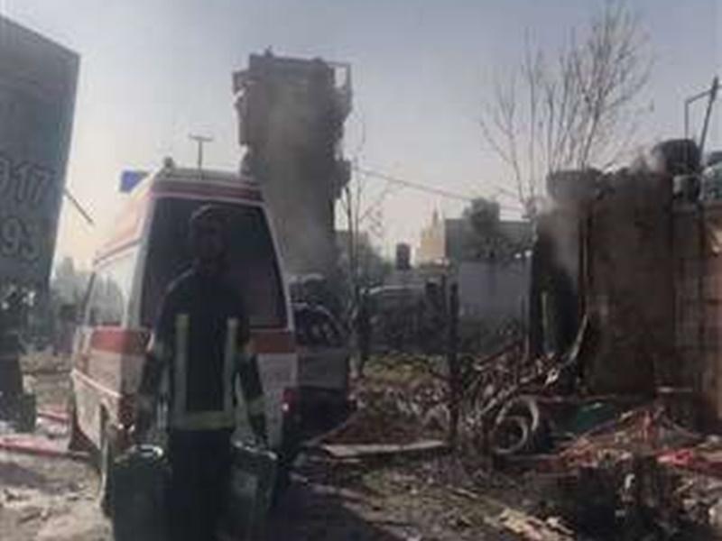अफगानिस्तान के उपराष्ट्रपति के काफिले पर भीषण बम हमला, 10 की मौत, 31 घायल