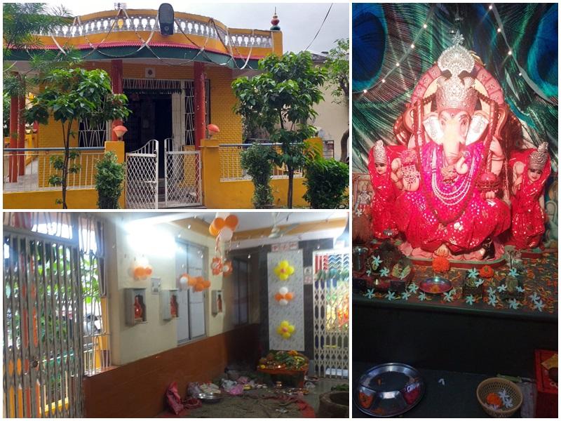 Ganeshotsav 2021: मध्य प्रदेश के झाबुआ में आठ रूपों में विराजित हैं भगवान गणपति