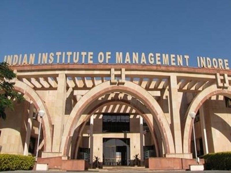 IIM Indore Ranking: आइआइएम इंदौर की देश में छठे स्थान पर, आइआइटी इंदौर तीन पायदान नीचे गया