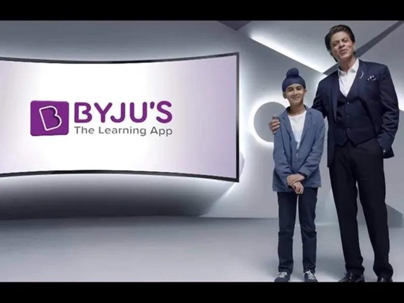 Byju's ने Shah Rukh Khan के सभी विज्ञापन रोके, बेटे ने लगा दिया साख पर बट्टा, 4 करोड़ का नुकसान