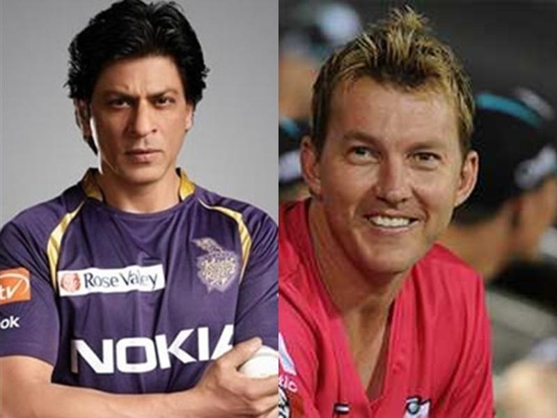 Shah Rukh Khan ने ब्रेट ली को जन्मदिन की बधाई देते हुए जताई ऐसी इच्छा