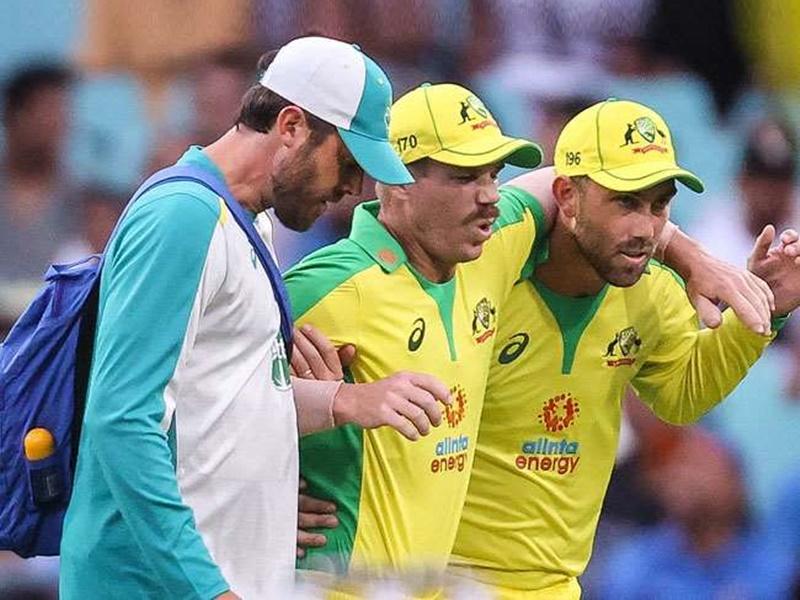 Ind vs Aus: ऑस्ट्रेलिया को करारा झटका, चोटिल David Warner पहले टेस्ट मैच से बाहर