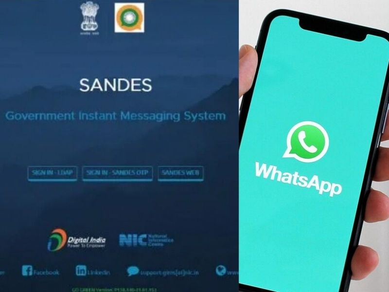 Whatsapp के विकल्प के रूप में जल्द आने वाला है Sandes, जानिये इस ऐप के बारे में