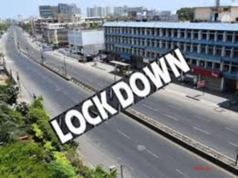 Lockdown in Madhya Pradesh: इंदौर, विदिशा, राजगढ़, बड़वानी, शाजापुर और उज्जैन जिलों में लाकडाउन बढ़ा