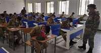 NCC Indore News: इंदौर ग्रुप की विभिन्न बटालियन के एनसीसी कैडेट्स सी-प्रमाण पत्र परीक्षा में हुए शामिल