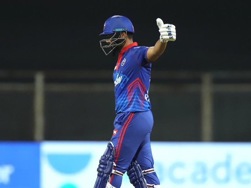 IPL 2021:  दिल्ली कैपिटल्स ने CSK को हराया, धवन और पृथ्वी शॉ की शानदार पारी