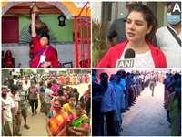 West Bengal 4th Phase Polling LIVE: उपद्रवियों ने की राइफल छीनने की कोशिश तो CISF ने चलाईं गोलियां, 4 TMC कार्यकर्ताओं की मौत, सीतलकूची में चुनाव रद्द