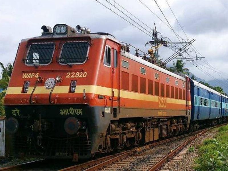बड़ी खबर :  12 मई से चलेंगी पैसेंजर ट्रेनें, 11 मई से शुरू होगी बुकिंग, केवल IRCTC से मान्य
