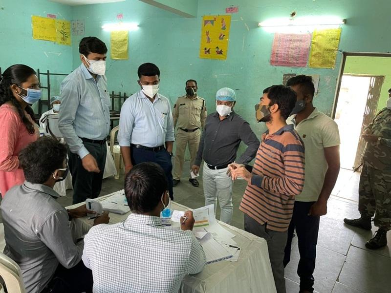 Corona In Child Care Home: रायपुर बाल संप्रेक्षण गृह के 45 बच्चे व पांच कर्मी कोरोना संक्रमित