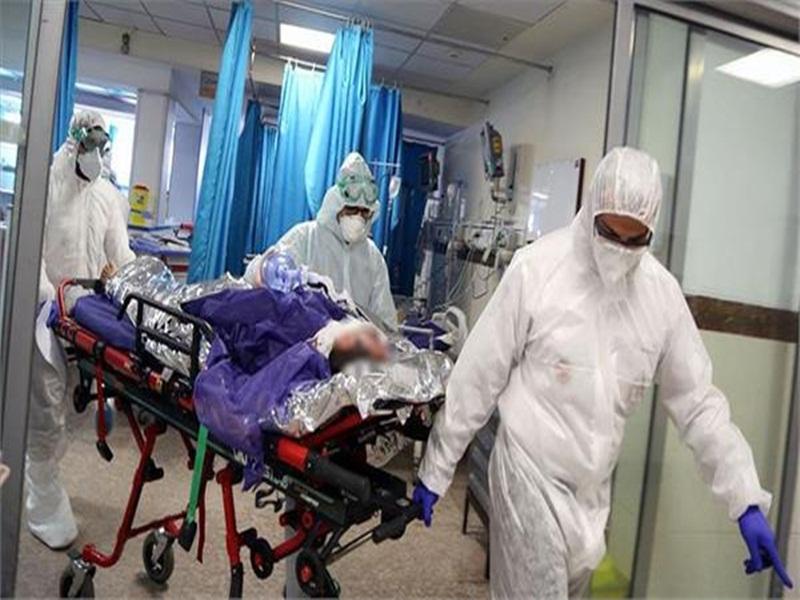 कोरोना की दूसरी लहर से उत्तर भारत बेहाल, गाजियाबाद व नोएडा में तेजी से बढ़ा संक्रमण