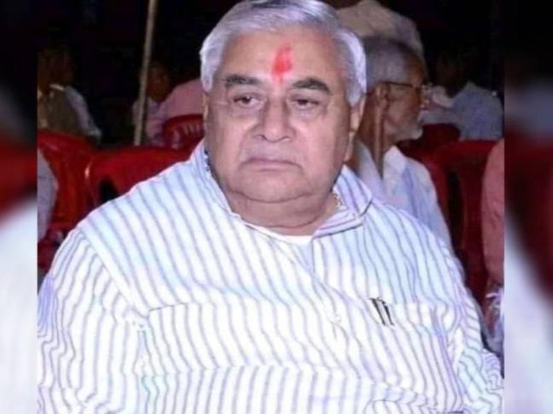 Madhya Pradesh News: भाजपा विधायक एवं पूर्व मंत्री जुगल किशोर बागरी का निधन