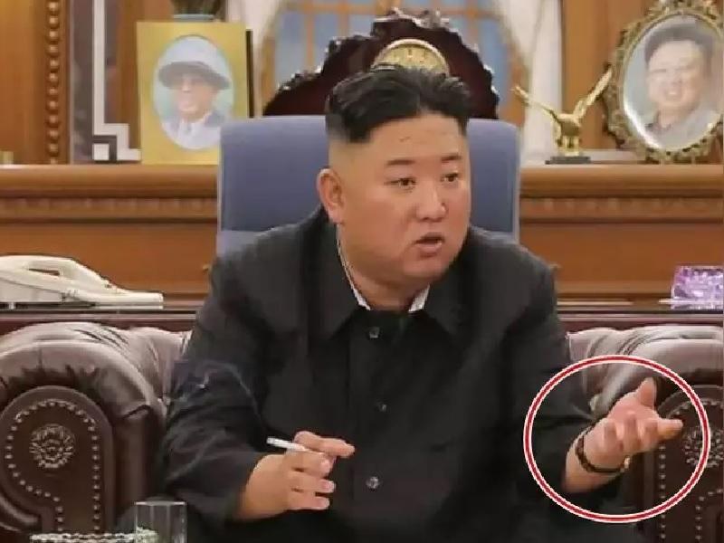 Kim Jong Un की कलाई पर बंधी घड़ी आखिर चर्चा में क्यों है?