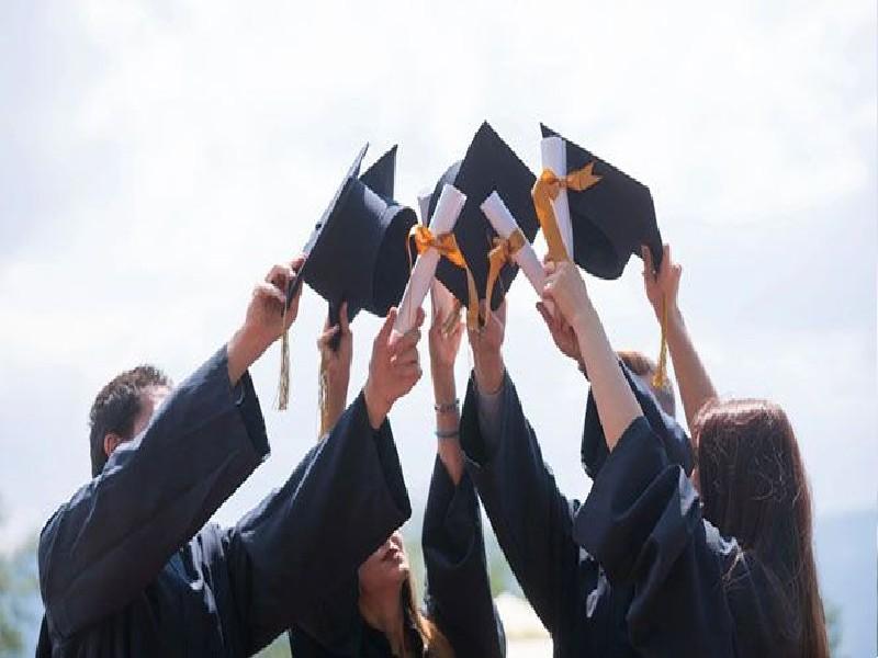 AISHE Report: पांच साल में उच्च शिक्षा के लिए नामांकन में हुई 11.4 फीसद की बढ़ोतरी