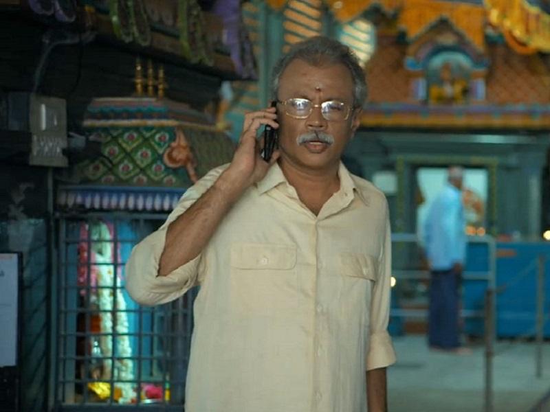 The Family Man 2 के चेल्लम सर को यूपी पुलिस ने हेल्पलाइन पोस्ट का हिस्सा बनाया, जमकर हो रही तारीफ